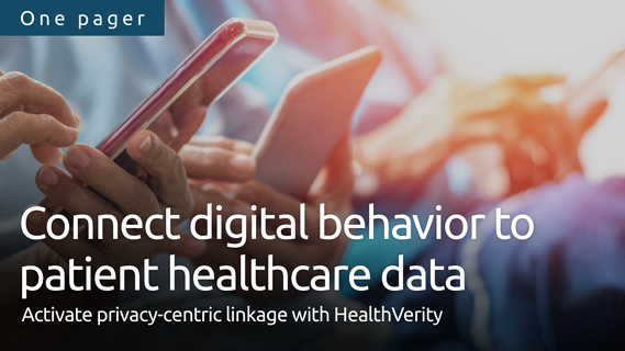 HV.com homepage image - Connect digital behavior to patient healthcare data (1)